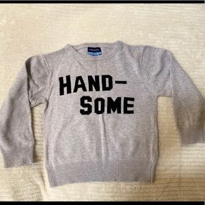 """Handsome"" sweater"